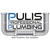 Pulis Professional Plumbing Logo