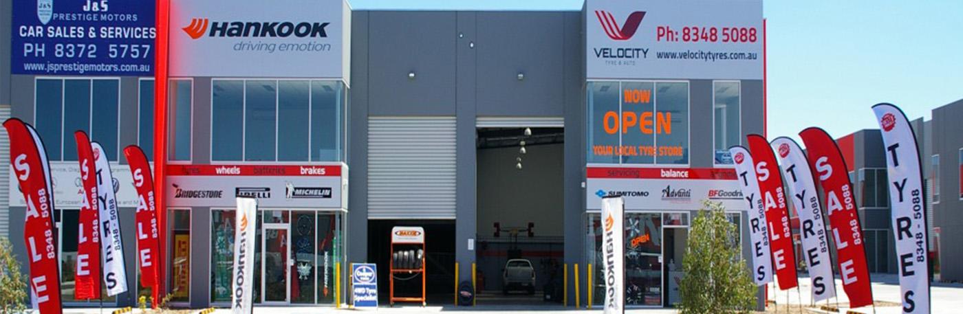 Velocity Tyre & Auto