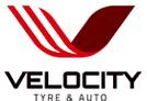 Velocity Tyre & Auto Logo