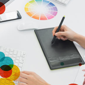 Web, Graphic & Print