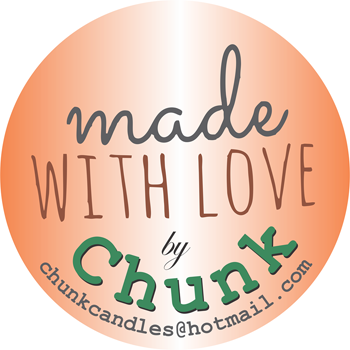 Chunk Candles Logo