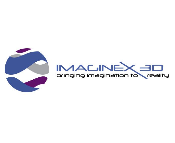 Imaginex 3D Logo