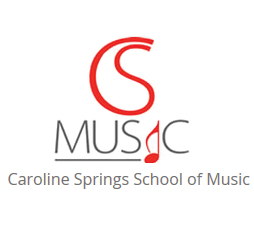 Caroline Springs School of Music Logo