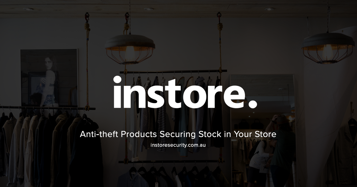 Instore Retail Security